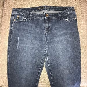 EUC Michael Kors Skinny Jeans Size 8.